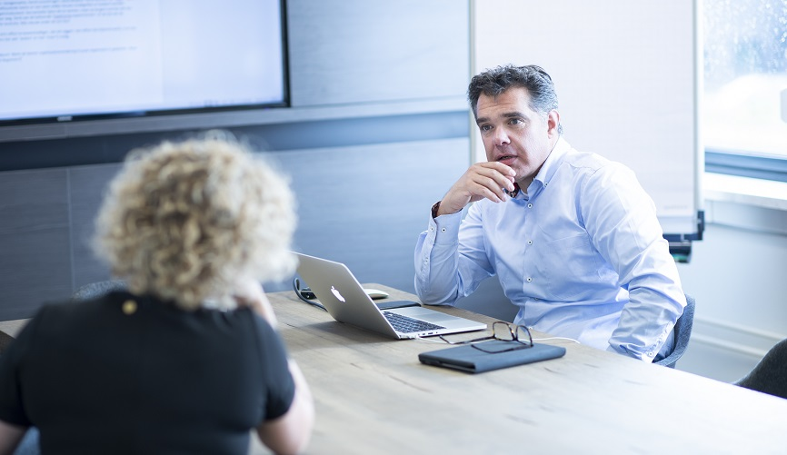De OR hoeft zich vaak niet te bemoeien met het pensioen. Raadpleeg de beslisboom voor meer informatie.
