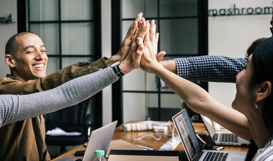 Met teamontwikkeling verandert een groep in een team.