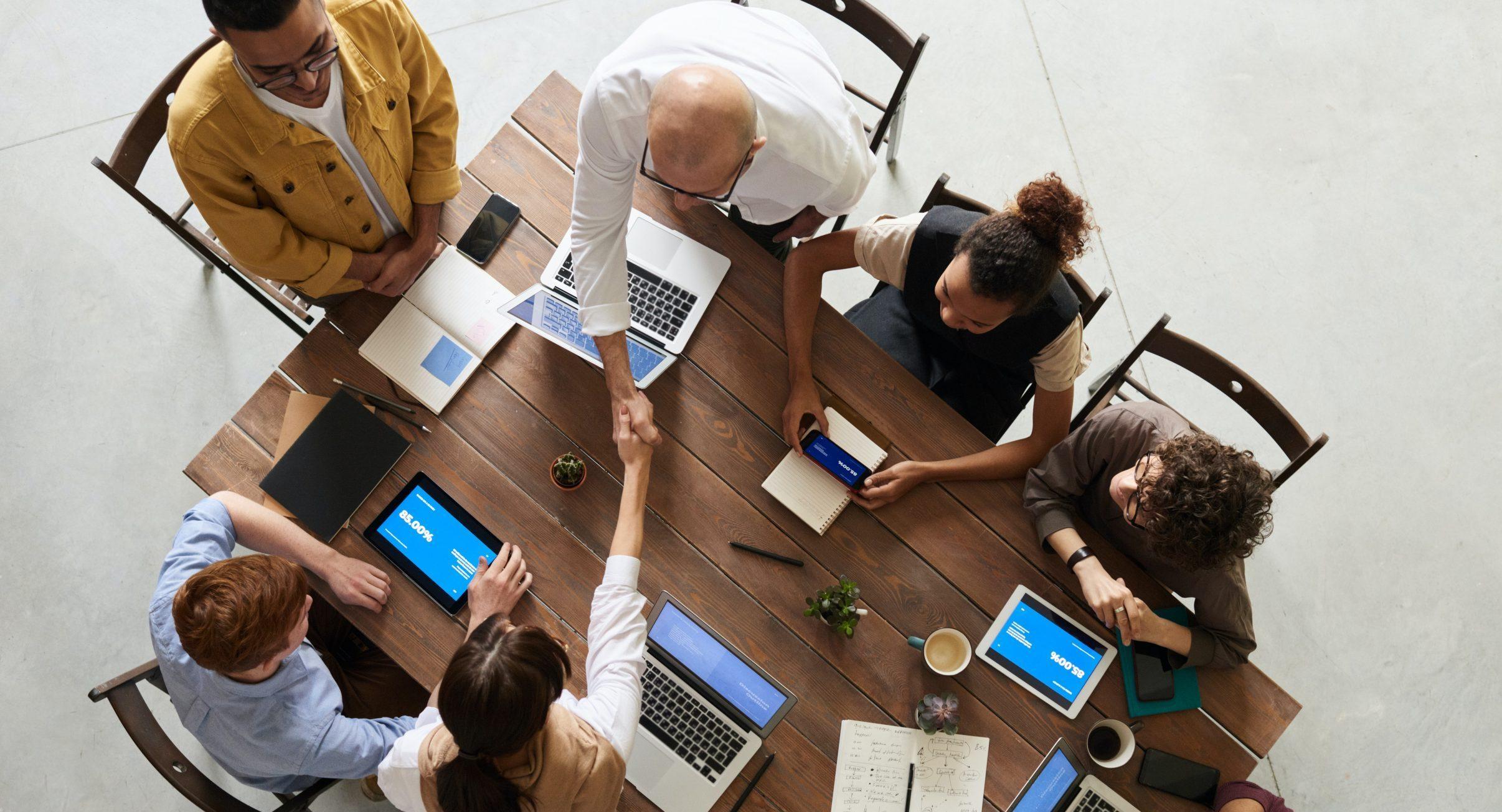 Op tijd de samenwerking tussen OR en bestuurder starten resulteert in het beste plan voor de toekomst.