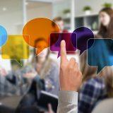 Online-dialooginstrumenten zijn super interessant om in te zetten voor een grote groep medewerkers.
