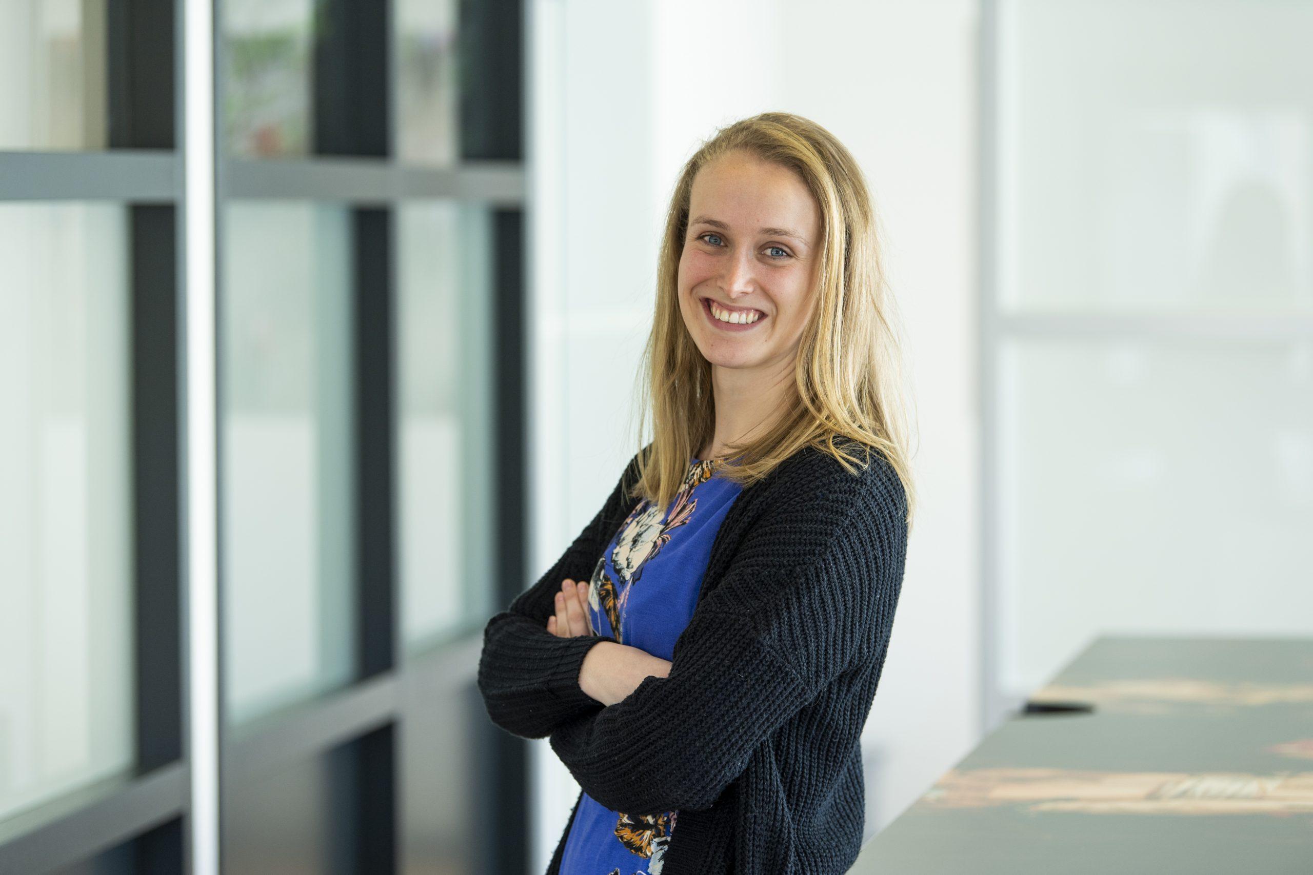 Daniëlle Werther is secretarieel ondersteuner bij MZ Services.