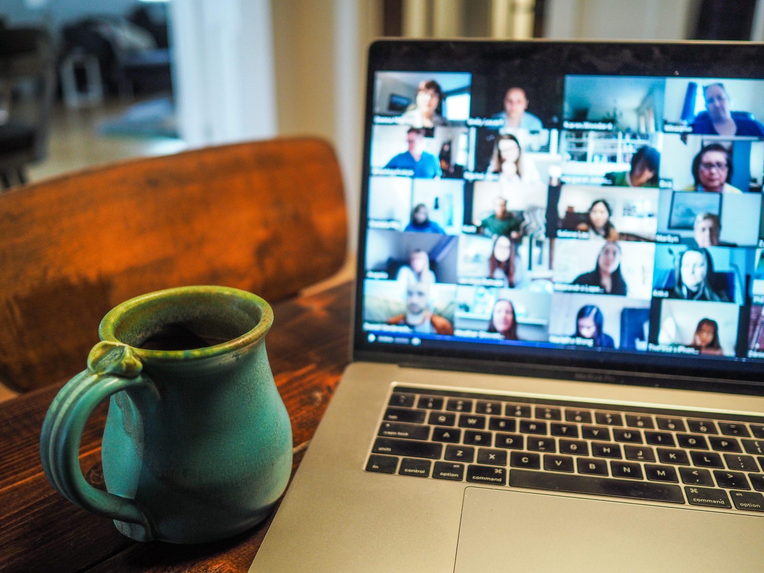 Maak gebruik van alle online mogelijkheden om een online training te laten slagen.